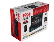 "Boss BV860B Flip-Out 7"" In-Dash DVD/CD/AM/FM/Bluetooth Car Stereo Brand New"