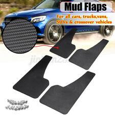 4pcs Fender Splash Mud Flaps Mudflaps Guard Universal Car Truck Van Suv Pickup Fits Toyota