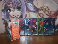 Air Gear - Vol 1,2,3,4,5,6 - Complete LE Box Collection - Anime DVD - BRAND NEW