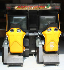 Rare Tatio Battle gear 3 TUNED working twin arcade racer