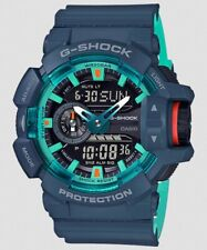 Casio G-Shock * GA400CC-2A Anadigi Navy & Sax Blue Watch for Men COD PayPal