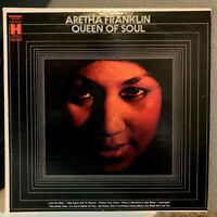 "ARETHA FRANKLIN - Queen Of Soul (HS 11274) - 12"" Vinyl Record LP - EX"