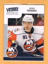 2009-10 UD Victory John Tavares Rookie #318 New York Islanders RC