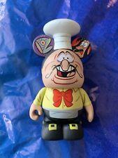 Disney 2014 Food & Wine Festival Series Vinylmation  Chef Louis Little Mermaid