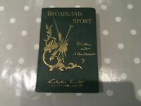 Broadland Sport by Nicholas Everitt signed copy