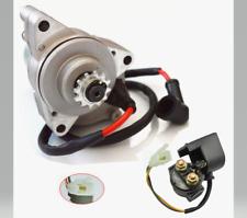 Electric Starter Motor Relay Solenoid 50cc-110cc Atv Chinese TaoTao Sunl Roketa