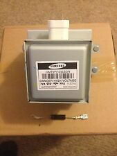 SAMSUNG MAGNETRON OM75P ( 10 ) ESGN  WB27X10017 / diode
