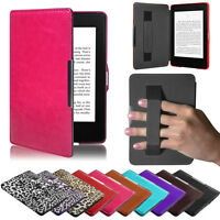 Stylish Portable Slim Leather Smart Case Cover For Amazon Kindle Paperwhite 5