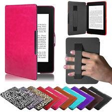 Elegante Portátil Fino Funda Elegante De Cuero Para Amazon Kindle Paperwhite 5