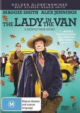 The Lady In The Van : NEW DVD
