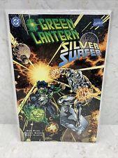 Green Lantern Silver Surfer Unholy Alliances Graphic Novel