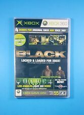 Official X-Box Magazine Game Disc #55 Demos March 2006 Microsoft 360 Black Quake