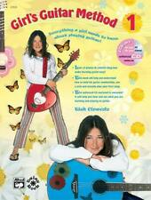 Girls Guitar Method 1 Songs Tunes Learn to Play Guitar MUSIC BOOK & CD