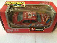 BBURAGO BURAGO BMW 535I COD. 4178 ANNEE 1983 ECHELLE 1/43 EN BOITE