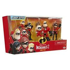 New Incredibles 2 Precool Family Figure 3'' 5 Pack