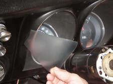 1967-68 Camaro / Firebird Chrome Dash Rings