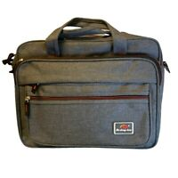 Men's Laptop Bag Messenger Briefcase Work Travel Office Document Shoulder Bag
