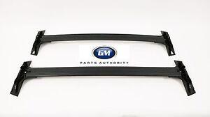 2009-2017 Chevrolet Traverse Roof Rack Cross & Side Rail Package 19244268 OE GM