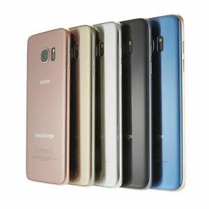 Samsung Galaxy S7 Edge SM-G935 -32GB- GSM Unlocked Smartphone 9/10 - SBI