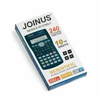 Joinus Scientific/Math Calculator School Home, Office, School, Education New UK