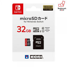 NEW High speed class 10!! Hori microSD card 32G for Nintendo Switch w/tracking