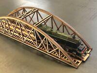 00 Gauge Arched Girder Railway Bridge