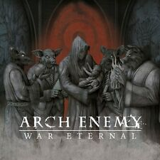 ARCH ENEMY - WAR ETERNAL  CD NEW+