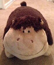 As Seen On TV Brown and Tan Pillow Pet Pee Wee Silly Monkey