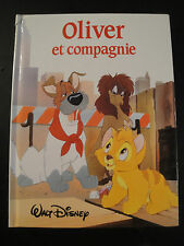 Disney Oliver et Compagnie