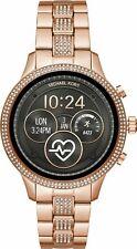 MICHAEL KORS MKT5052 Smartwatch Uhr Damenuhr Edelstahl rosegold NEU