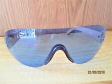 """CAVALLI WOMENS BLUE LEATHER """"CLEOPATRA"""" 19S 703 140 SUNGLASSES & CASE  ITALY"""