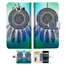 "Dream Catcher Wallet Case Cover For Nokia 6 5.5"" -- A026"