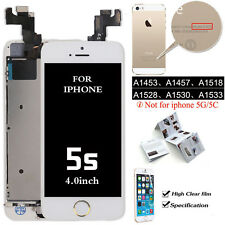 OEM For iPhone 6s 6s Plus 6 LCD Digitizer Complete Screen Replacement Button AA+