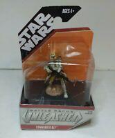 Star Wars Battle Packs Unleashed Commander Bly Figure Hasbro 2007