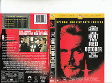 The Hunt For Red October-1990-Sean Connery-Movie-DVD