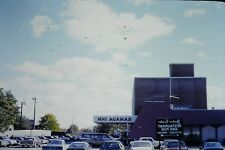 #8 35mm slide - Vintage - Collectibles -Photo - Ramada inn cars parking lot