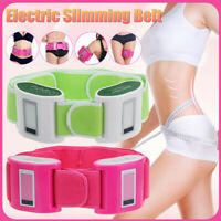 Electric Vibrating Slimming Belt Sauna Wrap Shaper Weight Loss Massager Burner