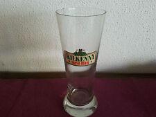 Bicchiere calice boccale pubblicitario birra Kilkenny 0,40 L pub bar stock lotto