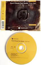 PHAT N' PHUNKY FT ROZALLA - Friday Night (CD Single) (EX-/EX)