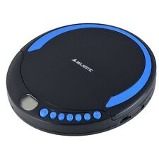 MAJESTIC DM1550 CB LETTORE CD PORTATILE MP3 ANTI-SHOCK A BATTERIE AA COMPATTO