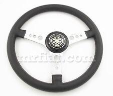"Jaguar XKE E-Type Series 1 1.5 2 3 OEM Moto-Lita 15"" Leather Steering Wheel New"