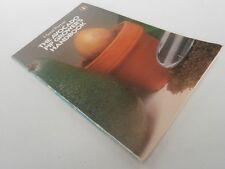 The Avocado Pip Grower's Handbook (Penguin Handbooks) - Hazel Perper 1981 RARE