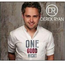 Derek Ryan - One Good Night [New CD] UK - Import