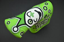 IN STOCK! Scotty Cameron Custom Shop LIME Jackpot Johnny Blade Putter Cover