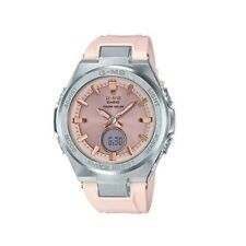 Casio Baby-G MSG-S200-4A G-MS Series Analog Digital Pink Resin Ladies Watch