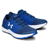 Under Armour UA Mens Trainers Speedform Gemini 3 Royal Navy Running Shoes UK 12