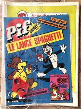 PIF GADGET N 619 + ALBUM PANINI FOOTBALL 1981 NEUF SOUS CELLO RARE