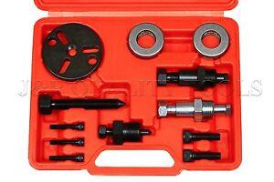 A/C Compressor Clutch Remover Kit w/ Storage Case - Top Quality Tool!