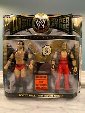 The Outsiders Wwe Jakks Classic Superstars Ringside Collectables Exclusive