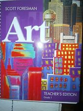 Scott Foresman Art, Grade 1 Teacher's Edition 9780328080403